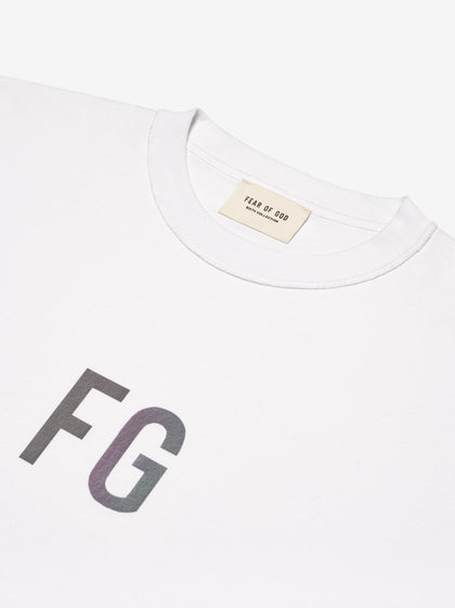 Short Sleeve 'FG' 3M Tee - Fear of God