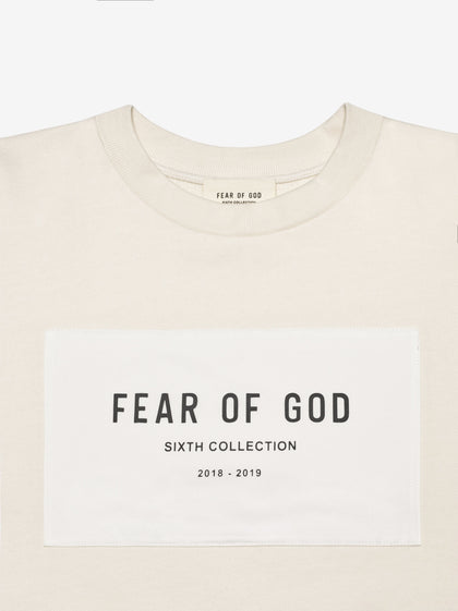 Crewneck Sweatshirt W/ Patch Logo - Fear of God