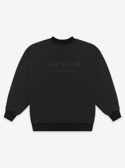 Crewneck Back Logo Sweatshirt - Fear of God