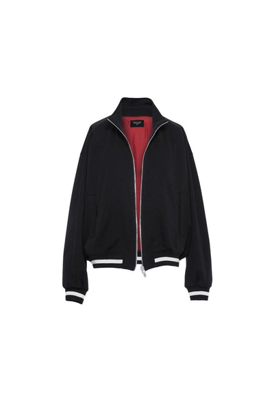 Double Knit Track Jacket