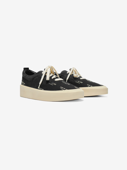 101 Lace Up Sneaker All Over Print - Fear of God