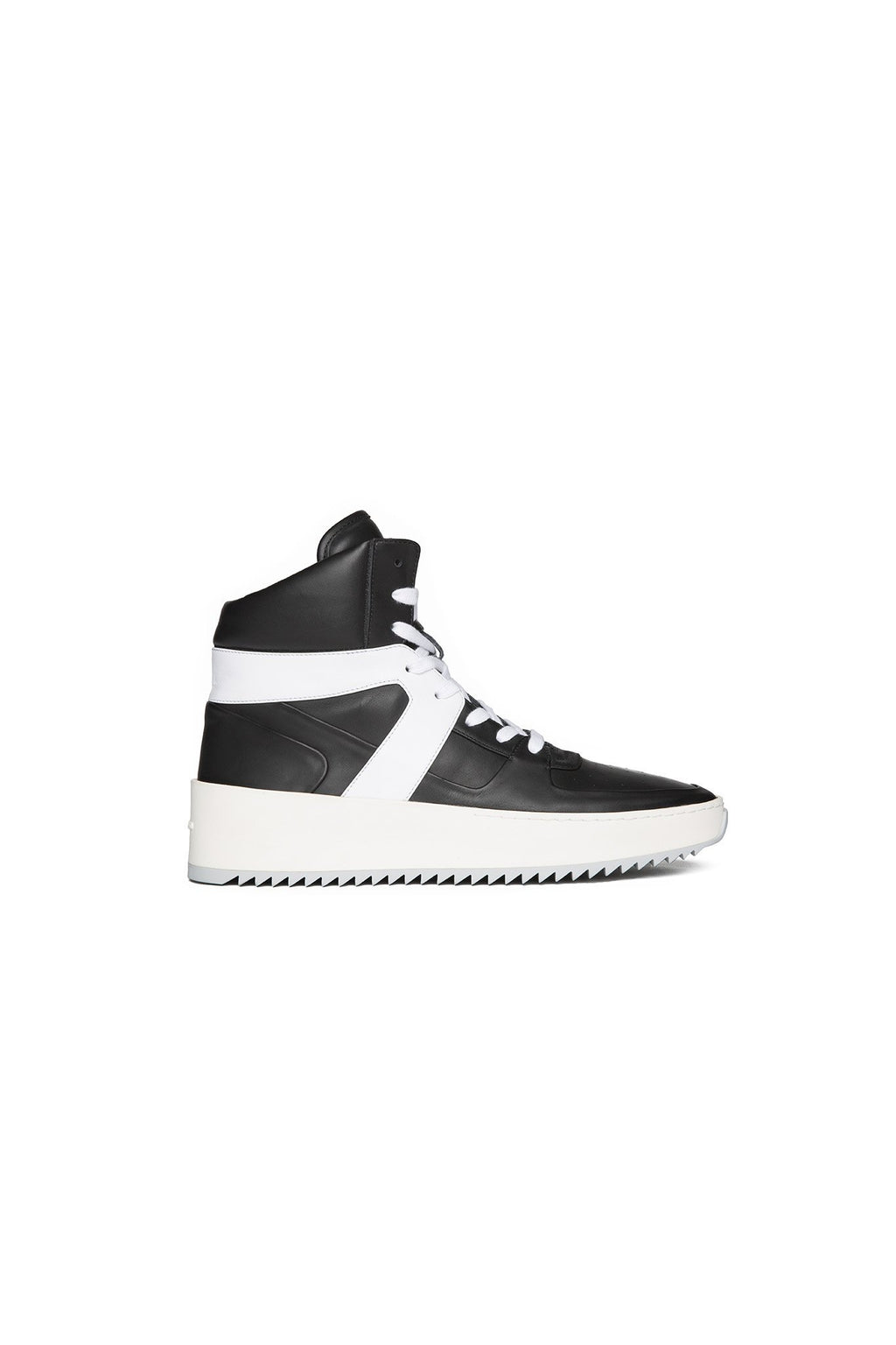 1987 Black Basketball Sneaker