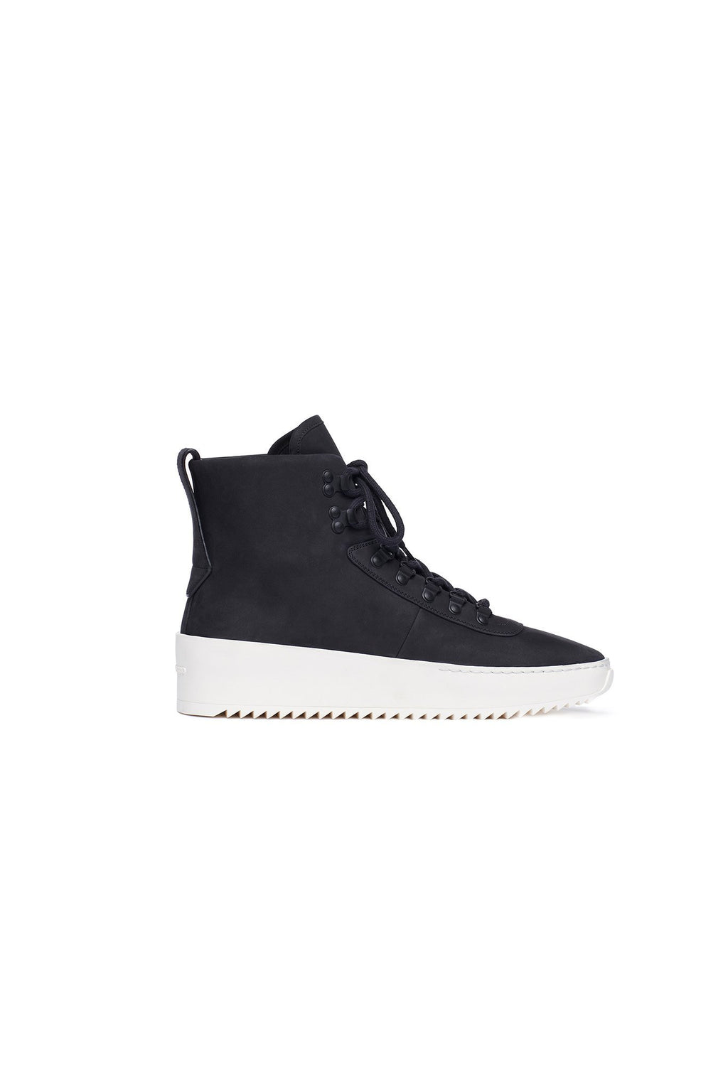 Black / Bianco Hiking Sneaker