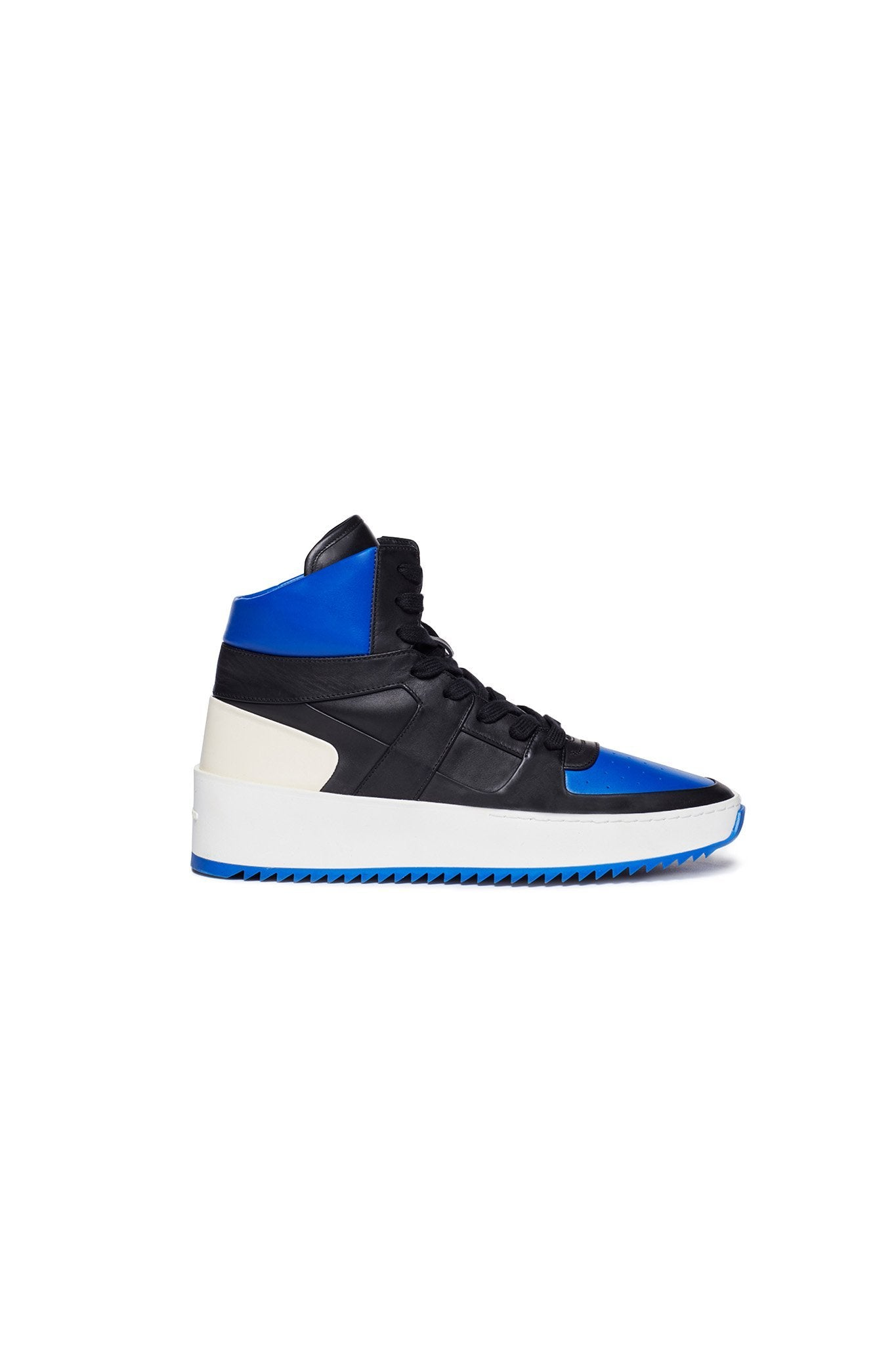 Royal Blue / Black Basketball Sneaker