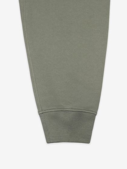 Everyday Henley Hoodie Army Green - Fear of God
