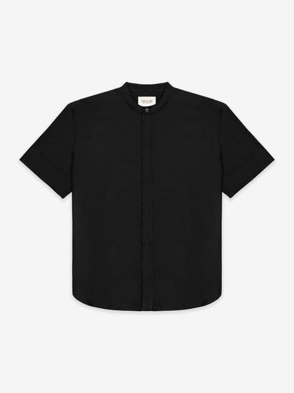 Short Sleeve Black Button Up - Fear of God