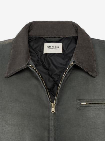 Canvas Work Jacket - Fear of God
