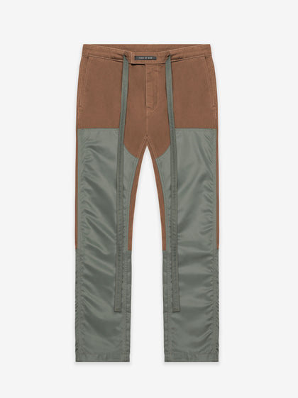Nylon Canvas Double Front Work Pant - Fear of God