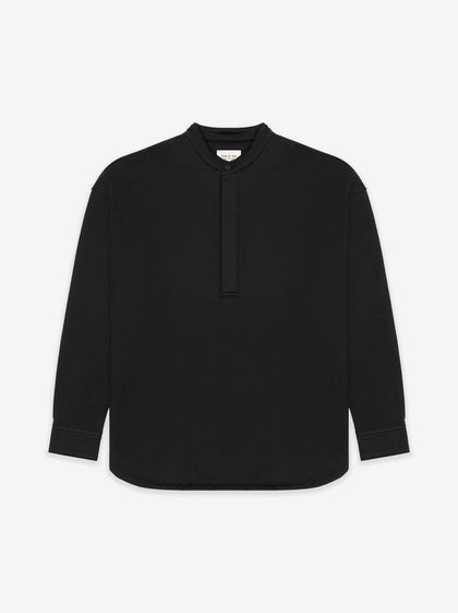 Brushed Terry Pullover Henley - Fear of God