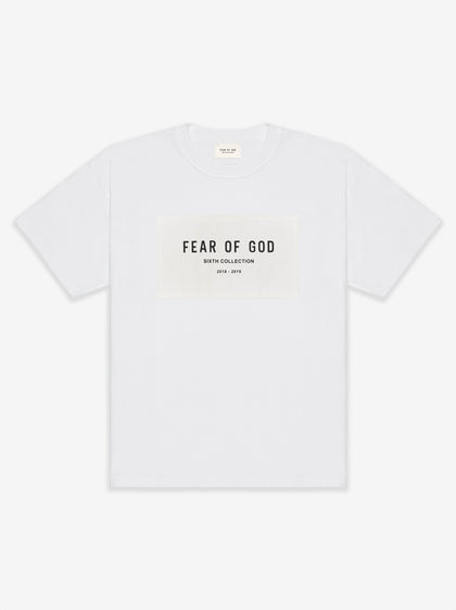 Sixth Collection Tee - Fear of God
