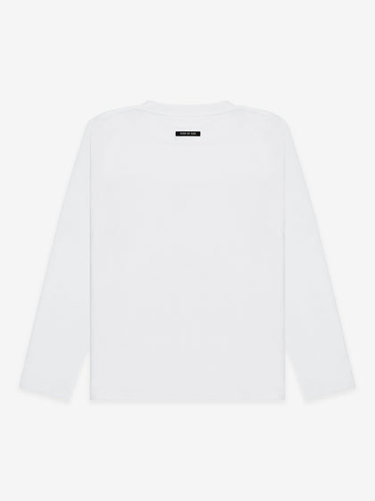 Long Sleeve 'FG' Tee - Fear of God