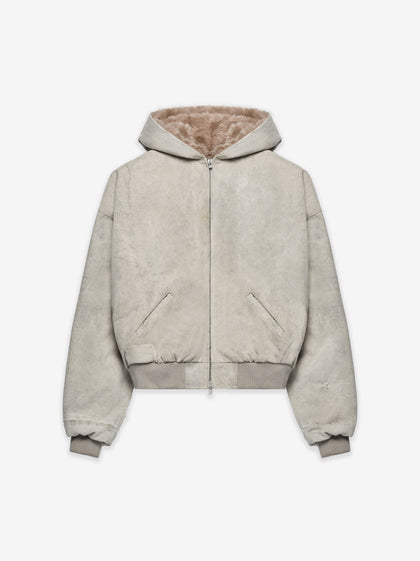 Mailbag Full Zip Hooded Jacket - Fear of God