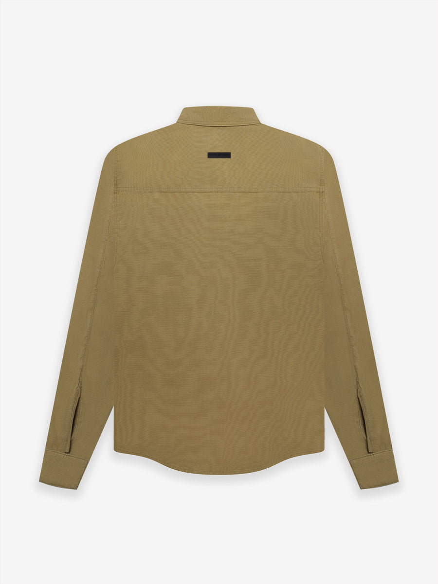 Military Canvas Pullover - Fear of God
