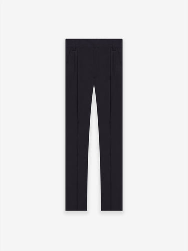 Double Pleated Trouser