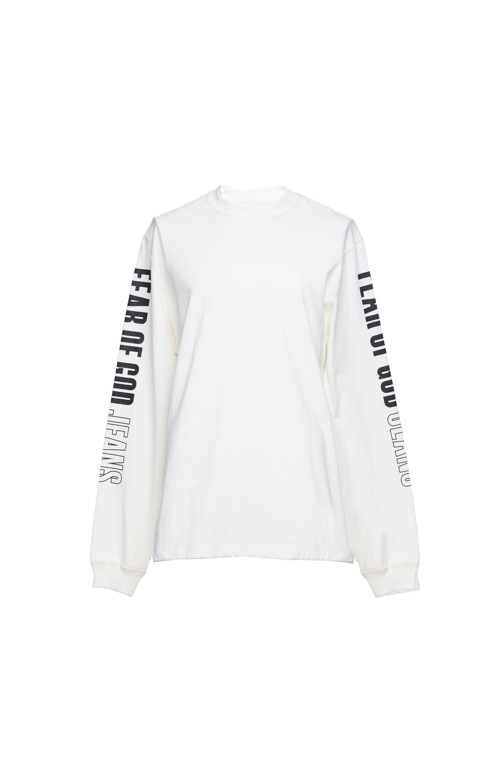 INSIDE OUT LONG SLEEVE