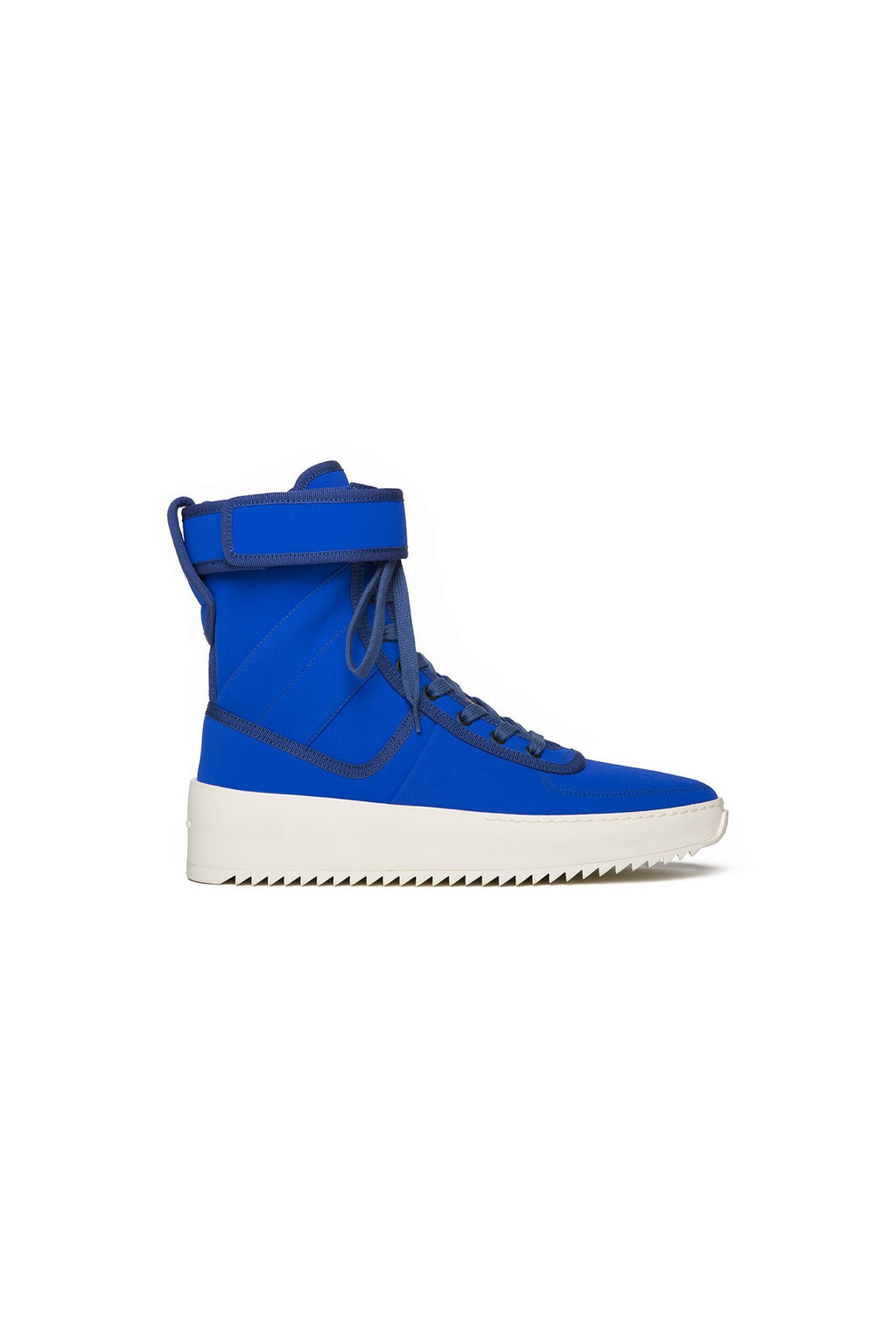 Royal Blue Military Sneaker
