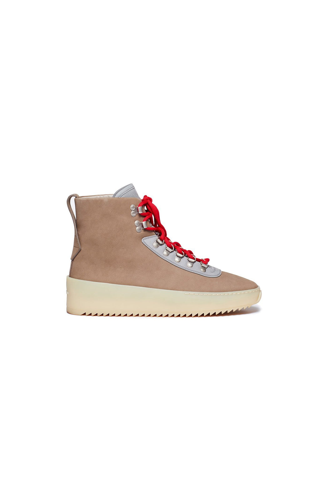 Almond Butter / Paris Sky Grey / Gum Hiking Sneaker
