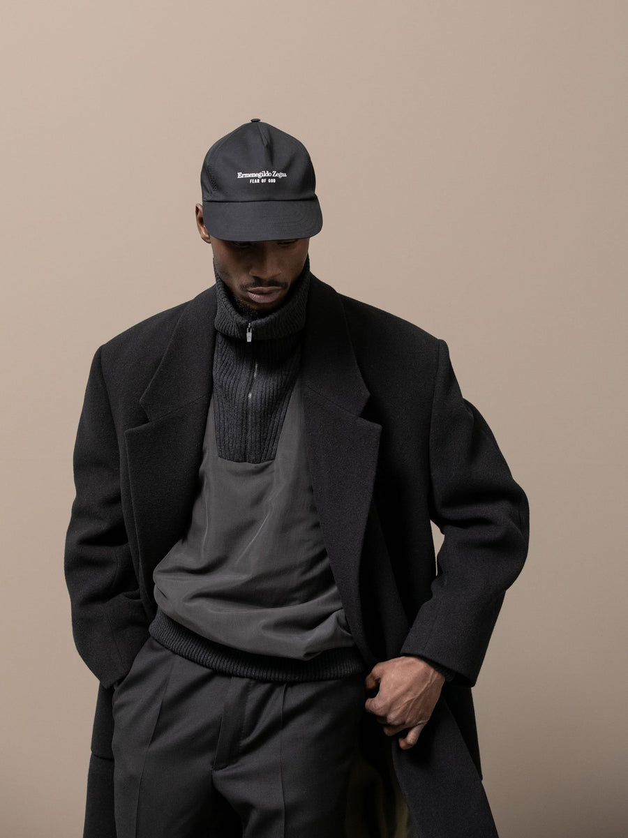 FEAROFGODZegna Cotton Baseball Cap - Fear of God