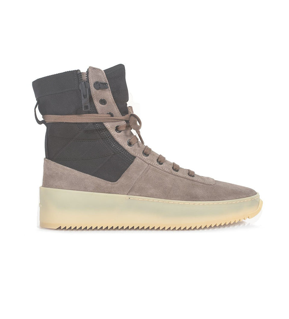 Mocha Suede Gum Jungle Sneaker $ 1,095.00