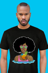 ZillaMunch Tee - Afrolicious - Men - Black