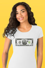 ZillaMunch Tee - Beer Currency - Women - White
