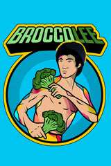 ZillaMunch Tee - BroccoLee - Artwork