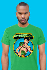 ZillaMunch Tee - BroccoLee - Men - Envy