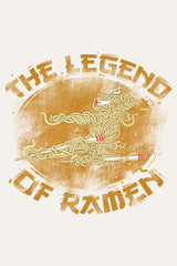 ZillaMunch Tee - Legend of Ramen II - Artwork