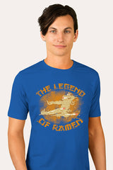 ZillaMunch Tee - Legend of Ramen II - Men - Royal