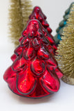 Classic Glass Christmas Trees