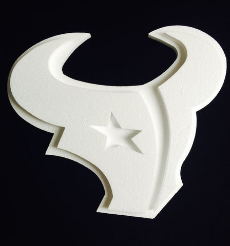 Texans Foam Shape - LONE STAR FOAM CO., INC.