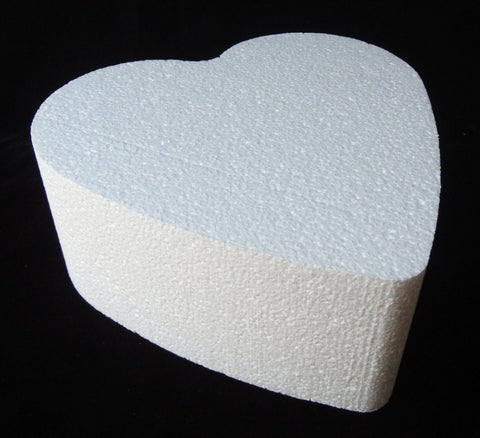 Heart Dummy Cake - LONE STAR FOAM CO., INC.