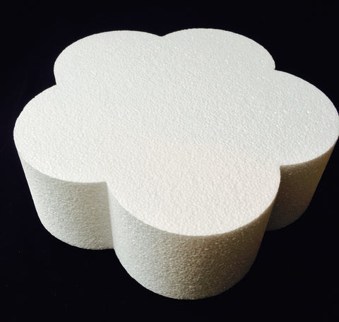 Five Petal Dummy Cake - LONE STAR FOAM CO., INC.