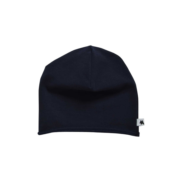 One Layer Beanie - Deep Blue