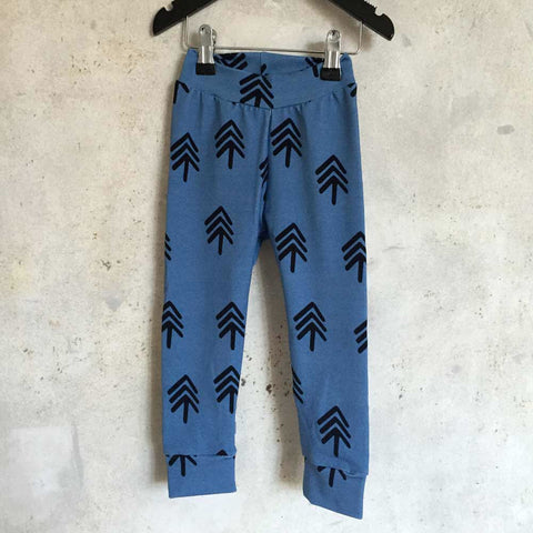 Leggings - trees