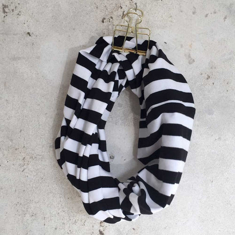 Infinity Scarf - Stripes