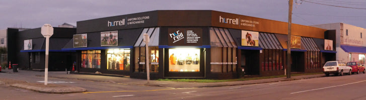 Hurrell Uniform Solutions & Merchandise Building