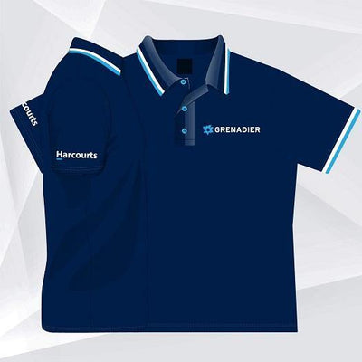 Harcourts Polo - Hurrell | Uniform Solutions & Merchandise