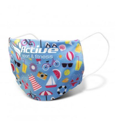 REUSABLE FACE MASK - SMALL (200328) - Hurrell | Uniform Solutions & Merchandise