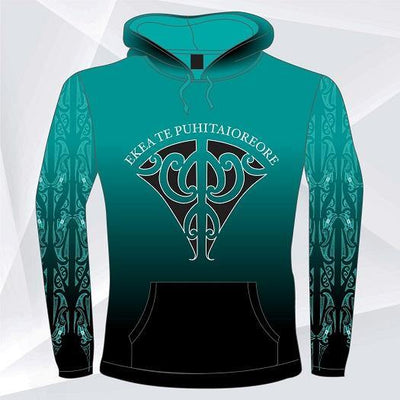 Te Kura Sublimated Hoodie - Hurrell | Uniform Solutions & Merchandise