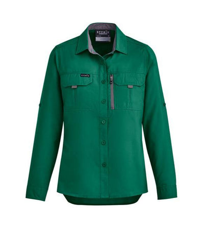 WOMENS OUTDOOR L/S SHIRT (ZW760) - Hurrell | Uniform Solutions & Merchandise