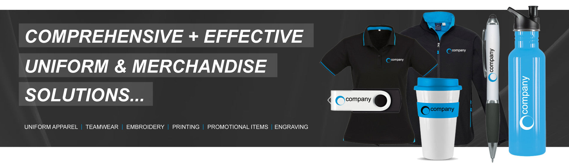 Corporate Uniform & Promotional Products Solutions