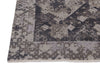 Abstract  Beige Color Modern Style Hand Knotted  Woolen Area Rug