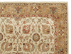 Brant Beige Color Hand Tufted Persian Style Woolen Area Rug