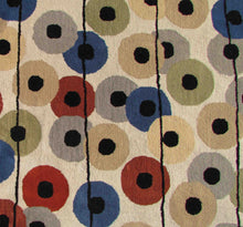 Load image into Gallery viewer, Multi Colored Polka Dots Beige Handmade Persian Style Wool Area Rugs - TulipFiesta - 1