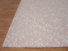 Carmen Pink Color Hand Tufted Persian Style Woolen Area Rug