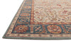 Eva Beige Color Hand Tufted Persian Style Woolen Area Rug