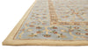 Laslie HD 501 Light Blue Color Hand Tufted Persian Style Woolen Area Rug