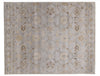 Gradation Beige Color Hand Tufted Persian Style Woolen Area Rug