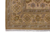 Agra Sampion Color Traditional Style Hand Knotted Woolen Area Rug